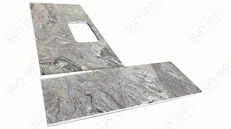 Viscount White Granite Countertop