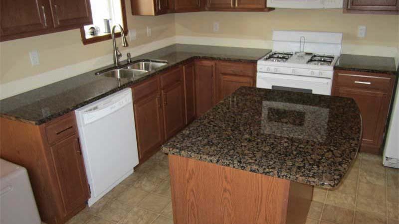 Baltic Brown Kitchen Worktops