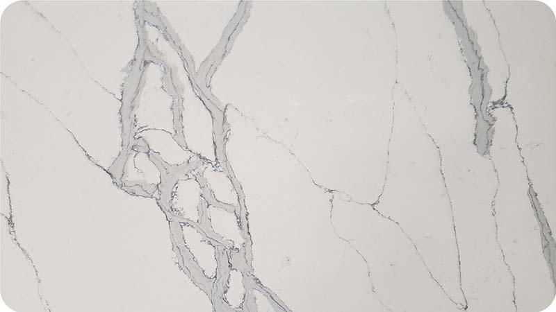 SQ8004 Statuario Bianco
