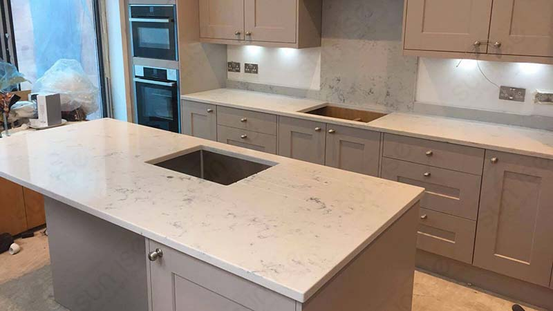 SQ6309 Carrara Blanco