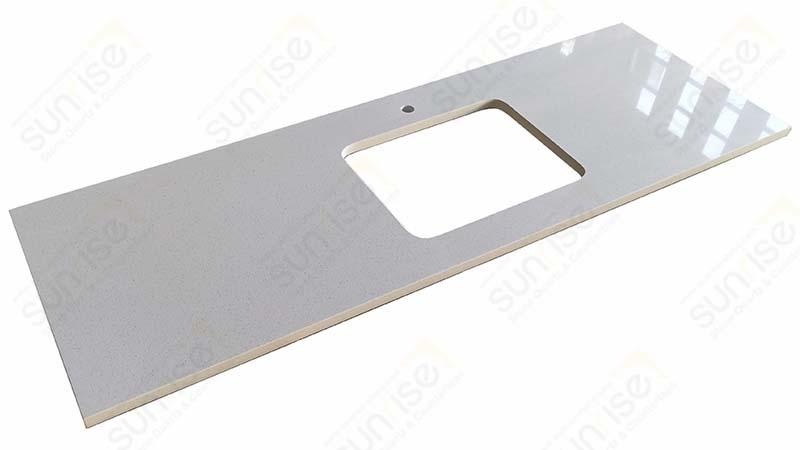 Blanco Maple Cabinet Countertops